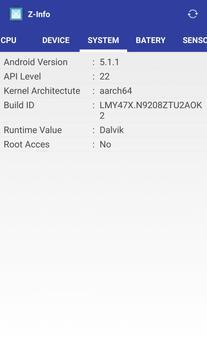 Z-Info screenshot 3