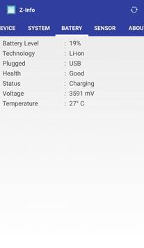 Z-Info screenshot 4
