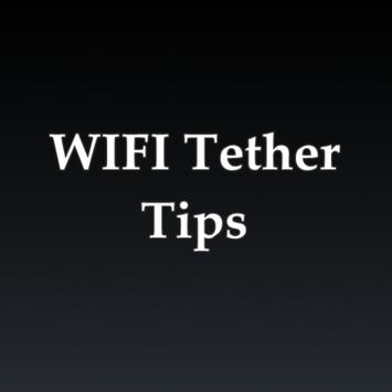 WIFI Tether Tips poster