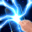 Electrical Lightning Touch Thunder Live Wallpapper APK