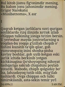 Asrga tatigulik kun (roman) apk screenshot