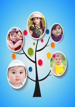 Tree Collage Photo Maker screenshot 1