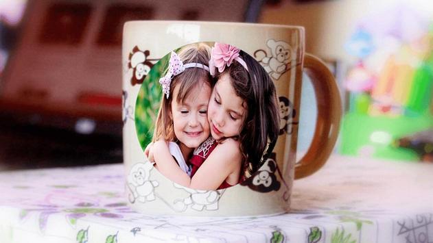 Mug Photo Frame screenshot 1