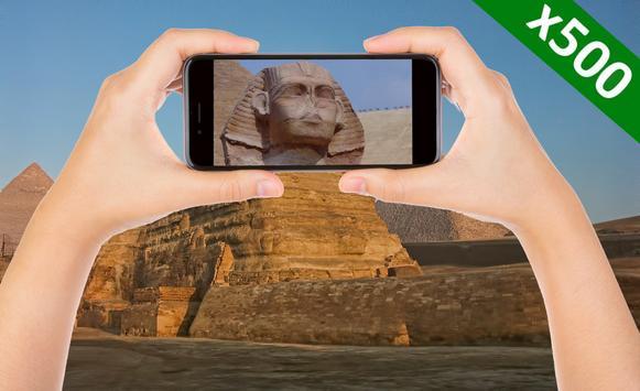 زيادة الزووم لكاميرا الجوال screenshot 4