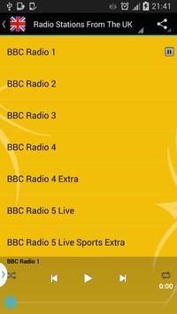 England Radio Online - Live poster
