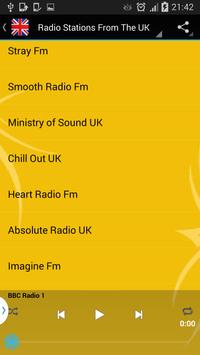 England Radio Online - Live screenshot 2