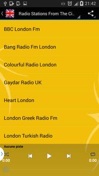 England Radio Online - Live screenshot 3