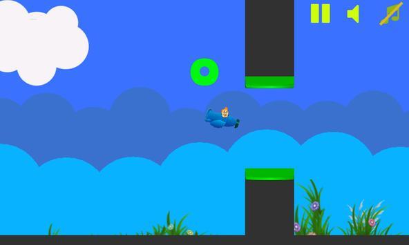 The Tintin Aviator apk screenshot