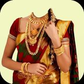 Women Traditional Dress Photo icon
