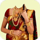Women Traditional Dress Photo icon