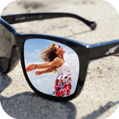 Goggles Frames Photo Editor icon