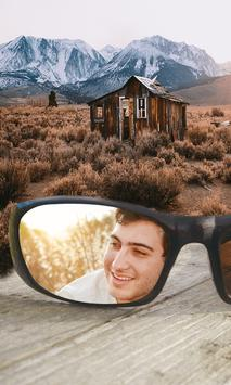 Goggles Frames Photo Editor poster