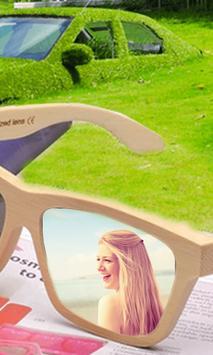 Goggles Frames Photo Editor screenshot 1