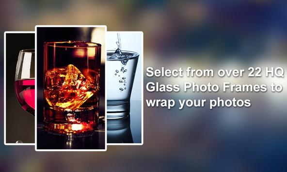 Glass Frames Photo Editor apk screenshot