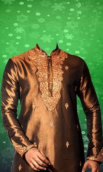 Men Salwar Photo Editor apk screenshot