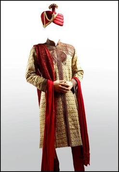 Men Traditional Dresses Photo screenshot 1