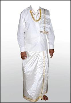 Men Traditional Dresses Photo apk screenshot