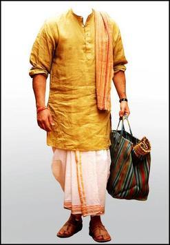 Men Traditional Dresses Photo screenshot 7