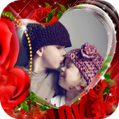 Romantic Frames Photo Editor icon