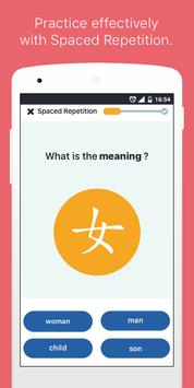 Learn Chinese with Zizzle screenshot 1