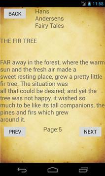 Hans Andersen's Fairy Tales apk screenshot