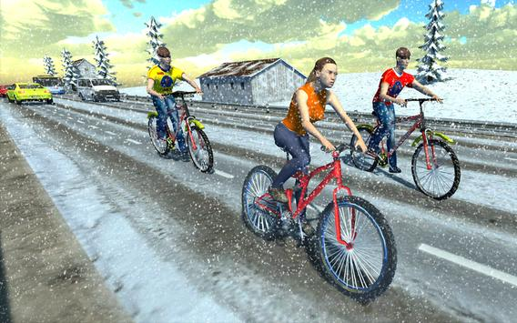 Cycle Stunt Amazing Rider Games - Extreme Racer poster
