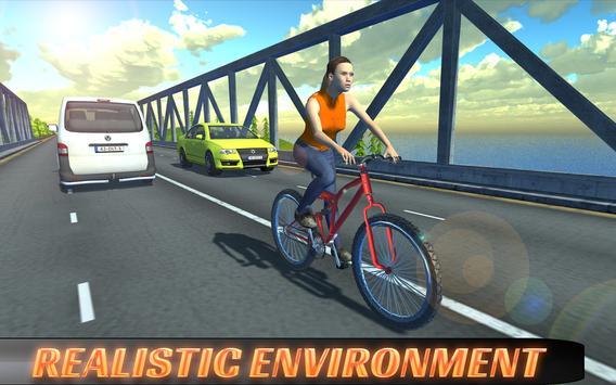 Cycle Stunt Amazing Rider Games - Extreme Racer apk screenshot