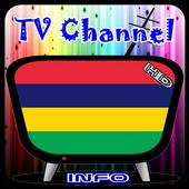Info TV Channel Mauritius HD icon