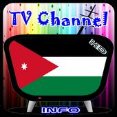 Info TV Channel Jordan HD icon