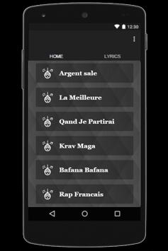 Photo Effects - A sale Paroles screenshot 1