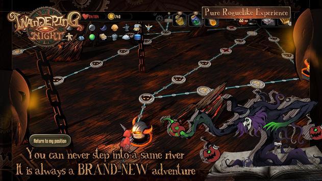 Wandering Night screenshot 7