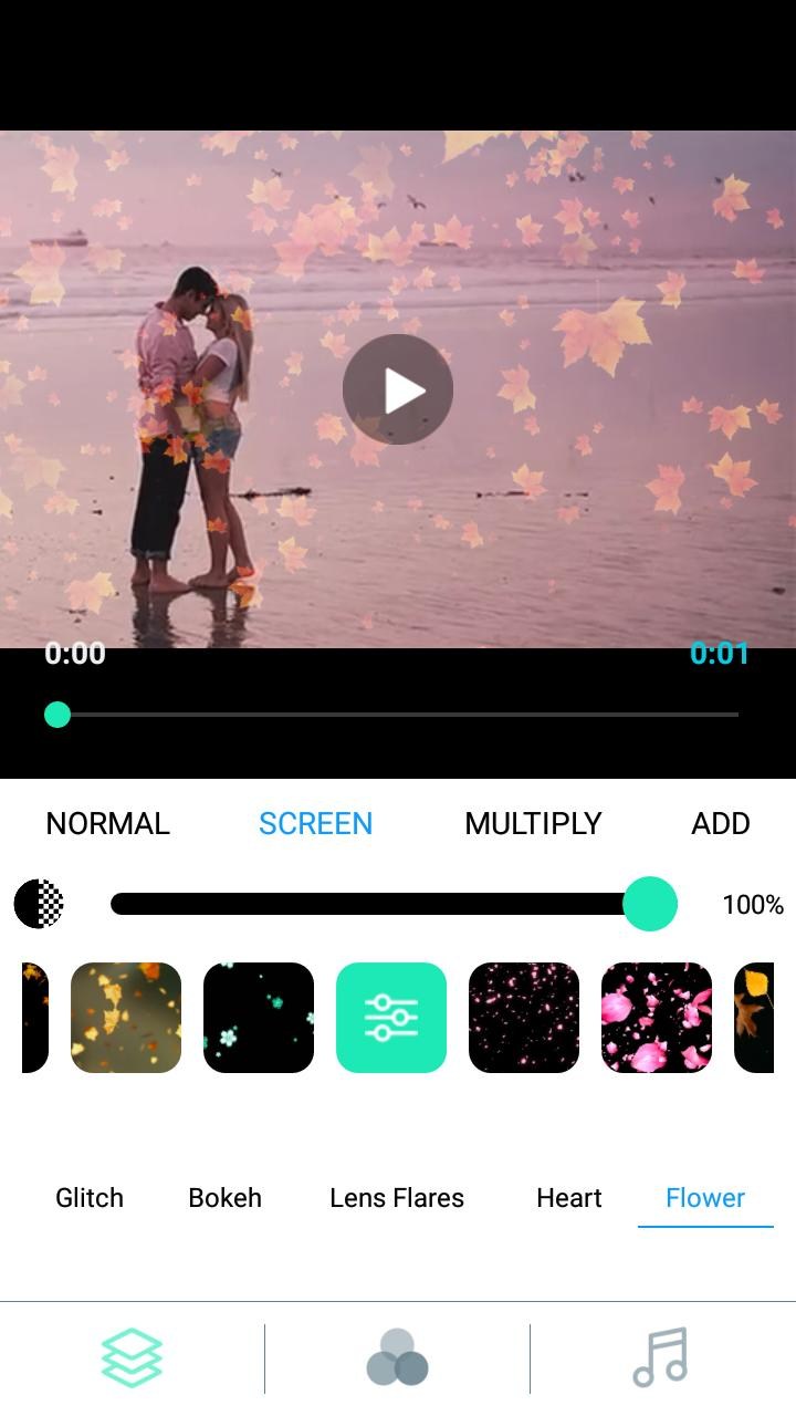 Glitch Video Editor-video effects & filters,VHS Fx for