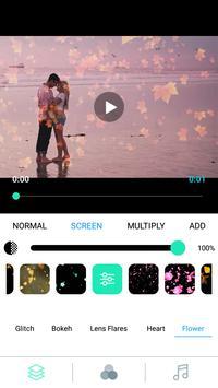 Glitch Video Editor-video effects & filters,VHS Fx screenshot 2