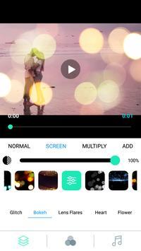 Glitch Video Editor-video effects & filters,VHS Fx screenshot 5