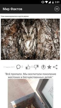 Мир Фактов screenshot 7
