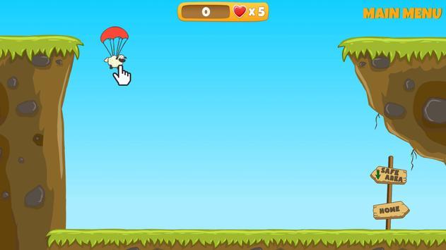 Flying Sheep apk screenshot