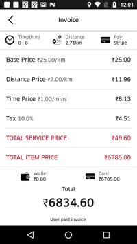 Z-MALL DELIVERY screenshot 4