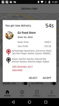 ZMALL DELIVERY screenshot 1