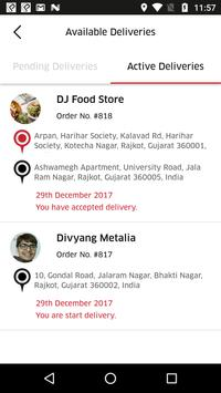 ZMALL DELIVERY screenshot 2