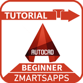New Tutorial AutoCad Beginners icon