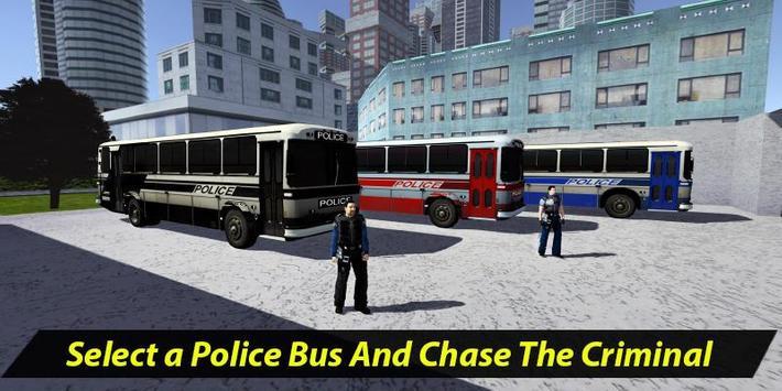 Prisoner Transport Police Bus poster