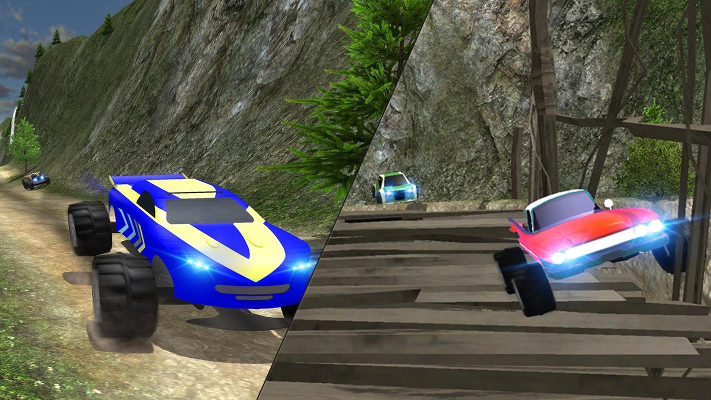 Offroad Truck Rally Driving 3D APK Download - Free Simulation GAME ...