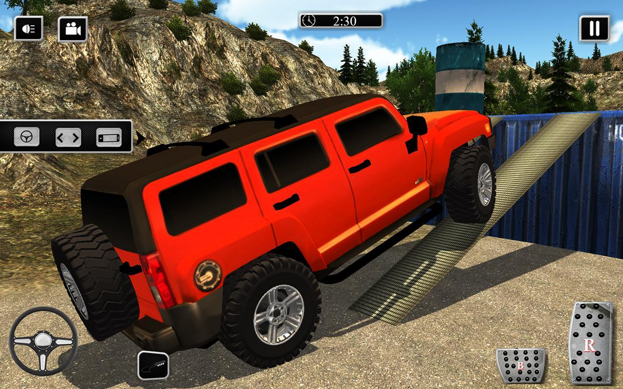 Offroad Hummer Jeep GT Stunts for Android - APK Download | hummer off road video