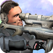 Sniper 3D Contract Shooter Pro icon
