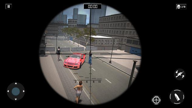 Sniper 3D Contract Shooter Pro screenshot 7