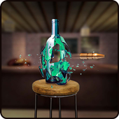Bottle Shoot 3D Challenge Game icon
