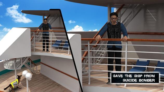 Police Dog Cruise Crime Chase apk screenshot