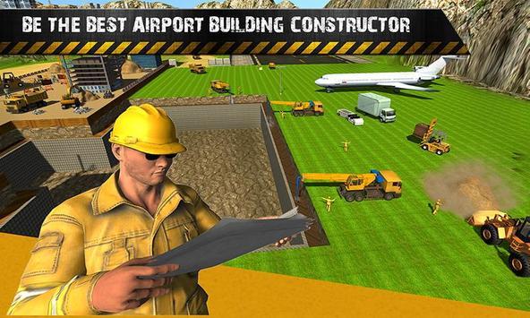 City airport construction 2017 apk screenshot