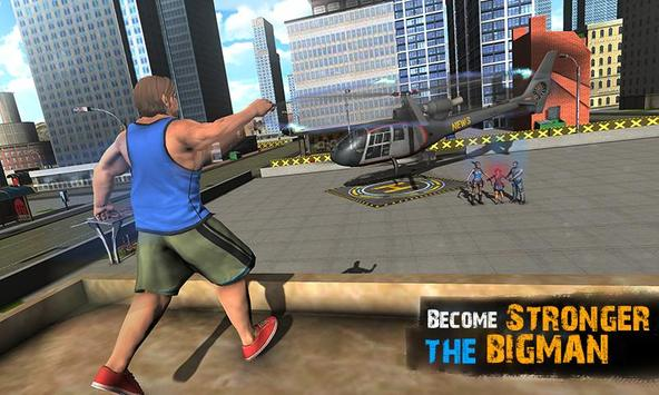 Big Man Survival : Hero Battle apk screenshot