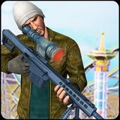 Modern Roller Coaster Sniper icon